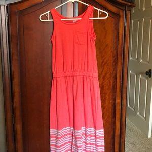 Old Navy girls size 8 maxi dress.